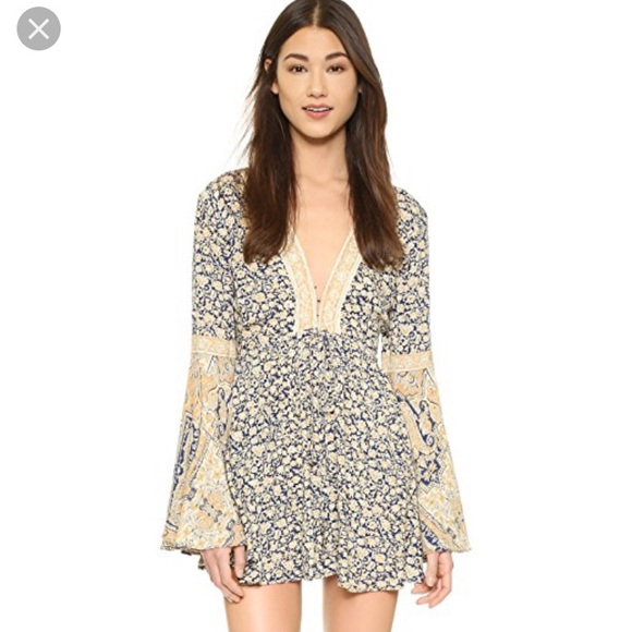Free People Dresses & Skirts - Free People Once Upon a Summer Romper